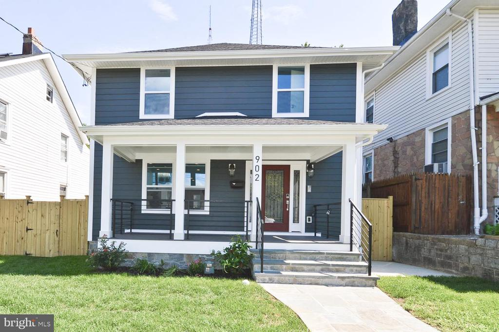Single Family for Sale at 902 Rittenhouse St NW Washington, District Of Columbia 20011 United States