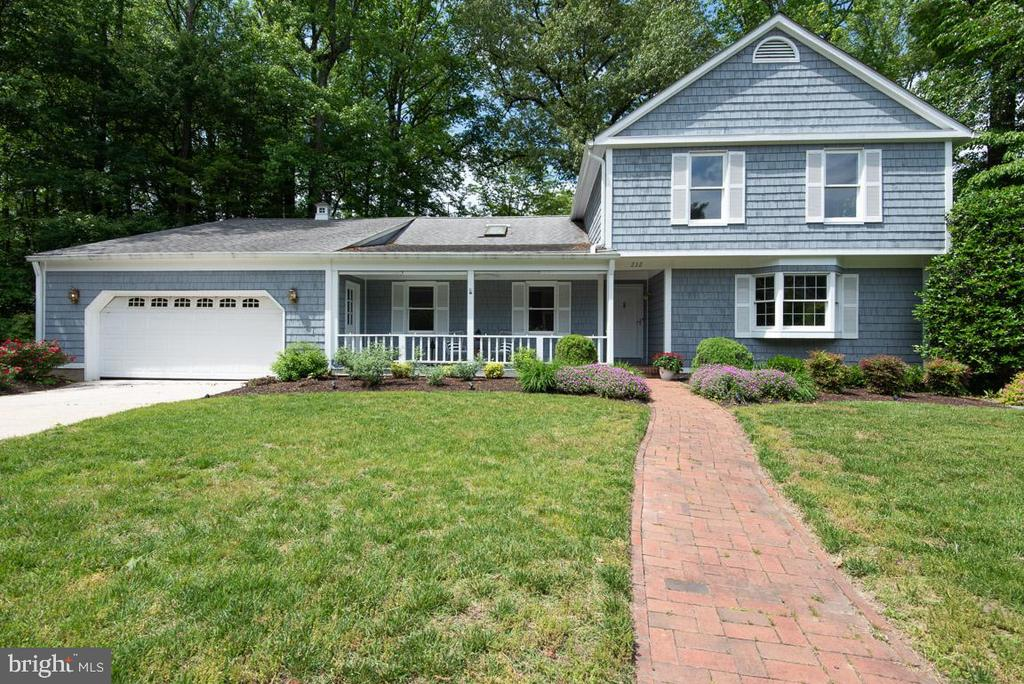 Single Family for Sale at 232 Pawtucket Ct Severna Park, Maryland 21146 United States