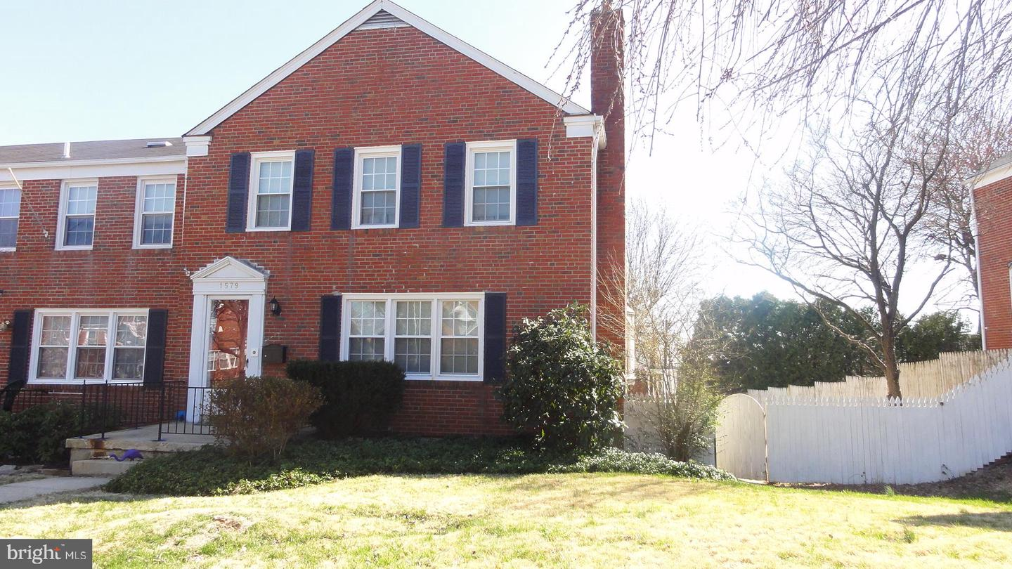 townhouses for Sale at 1579 Doxbury Rd 1579 Doxbury Rd Baltimore, Maryland 21286 United States