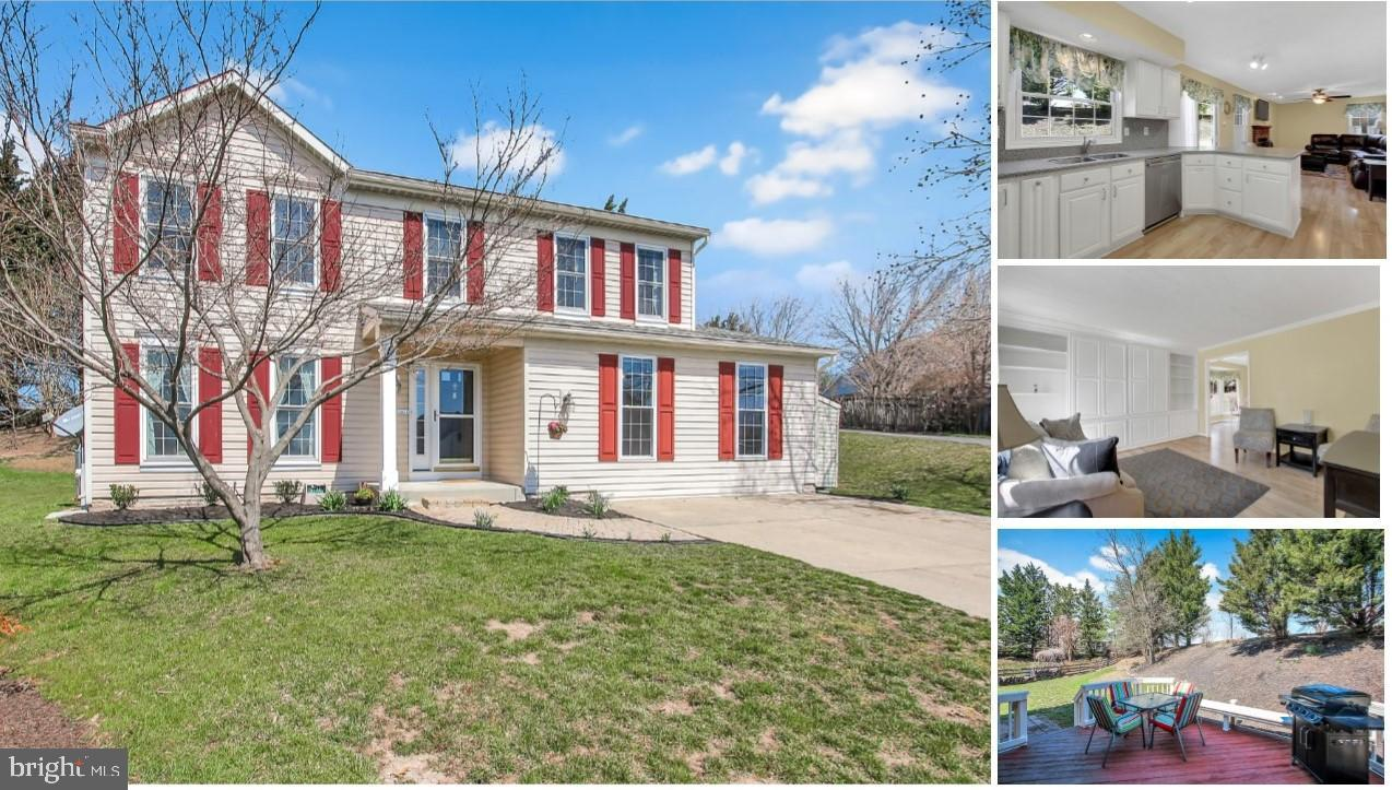 Single Family for Sale at 8 Edgerton Ct 8 Edgerton Ct Baltimore, Maryland 21234 United States