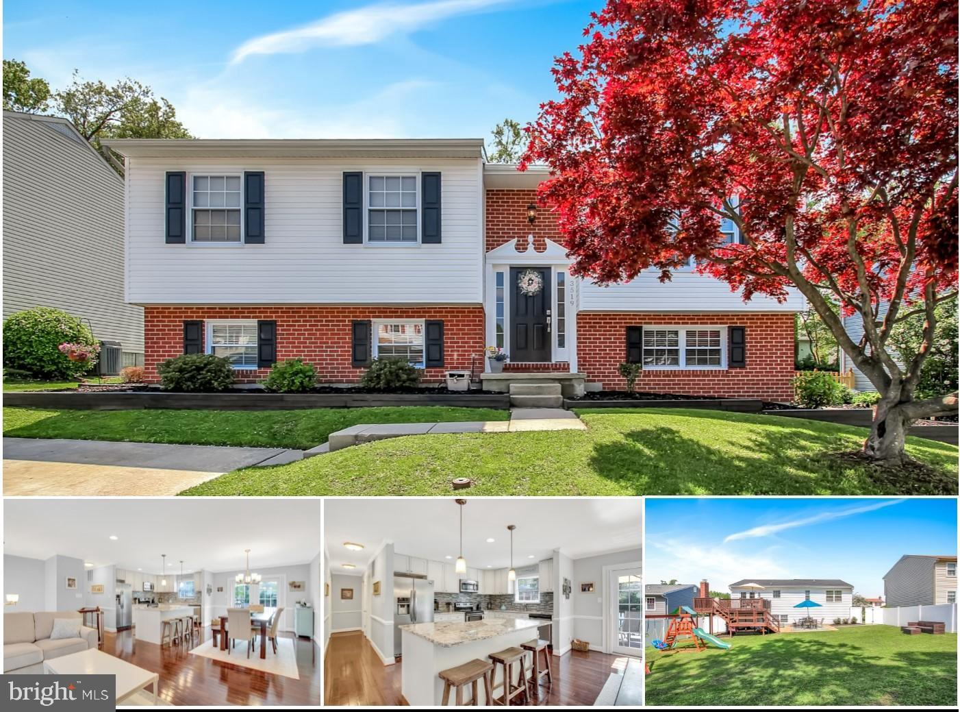 Single Family for Sale at 3519 Park Falls Dr 3519 Park Falls Dr Baltimore, Maryland 21236 United States