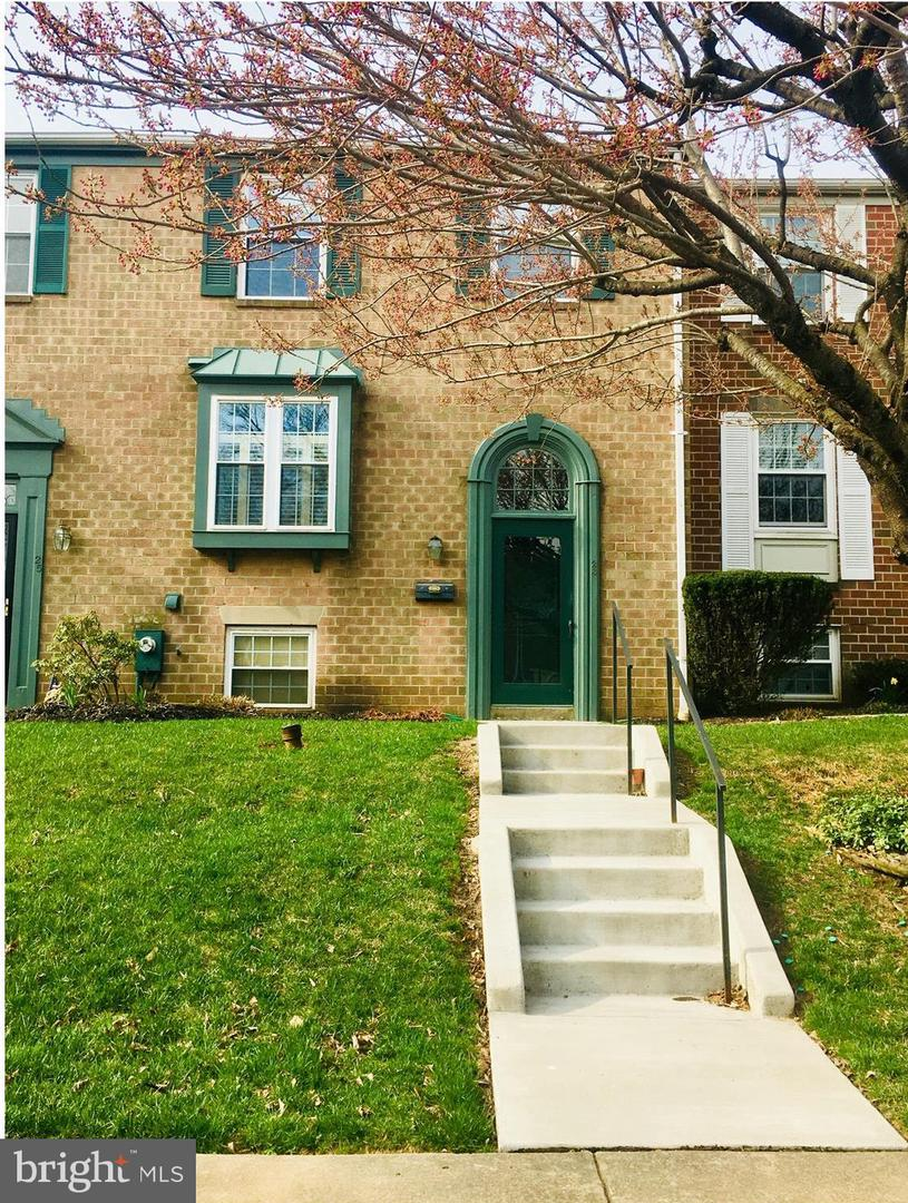 townhouses for Sale at 23 Blondell Ct 23 Blondell Ct Lutherville Timonium, Maryland 21093 United States