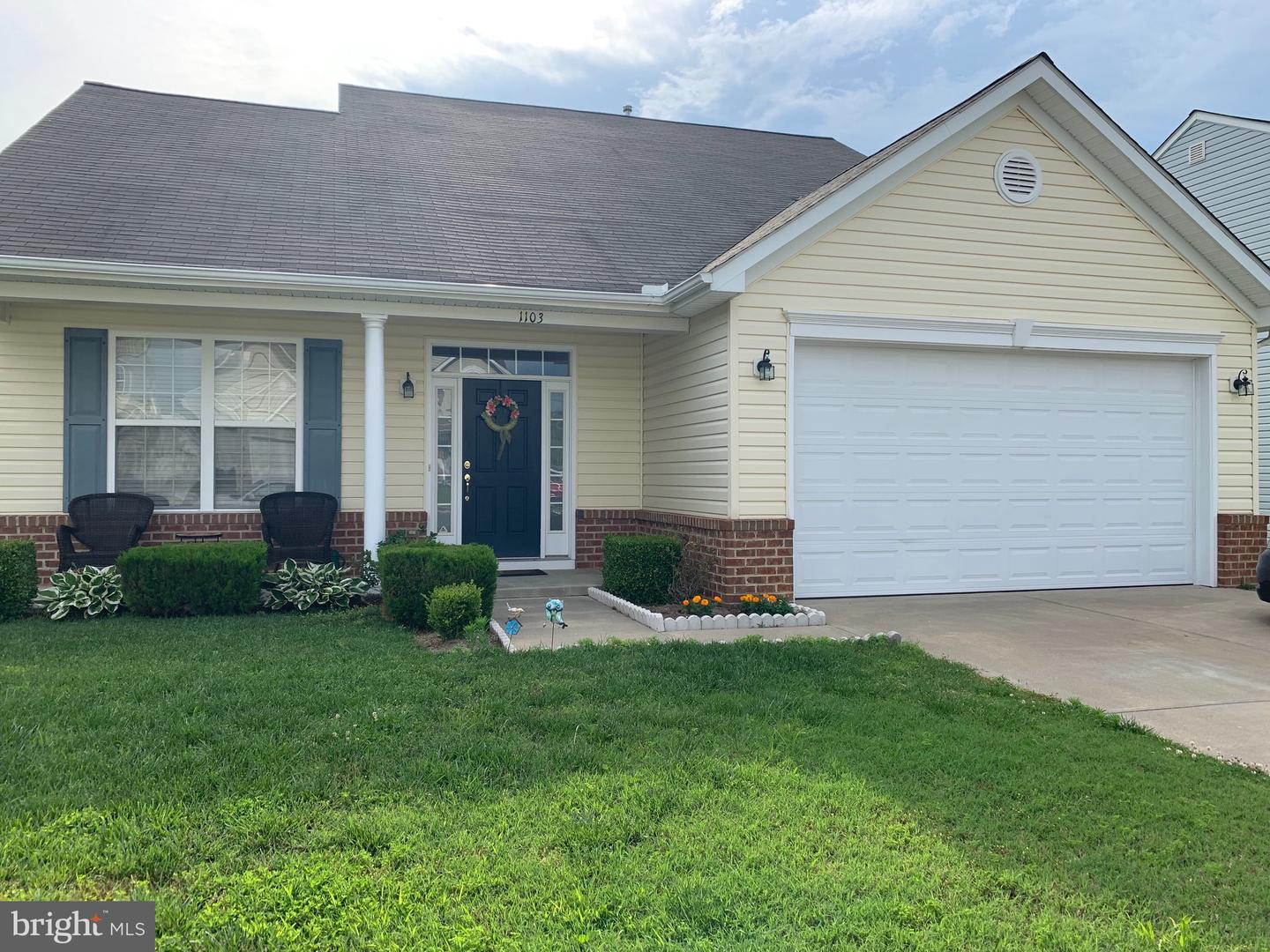 Single Family for Sale at 1103 Canvasback Lane Denton, Maryland 21629 United States