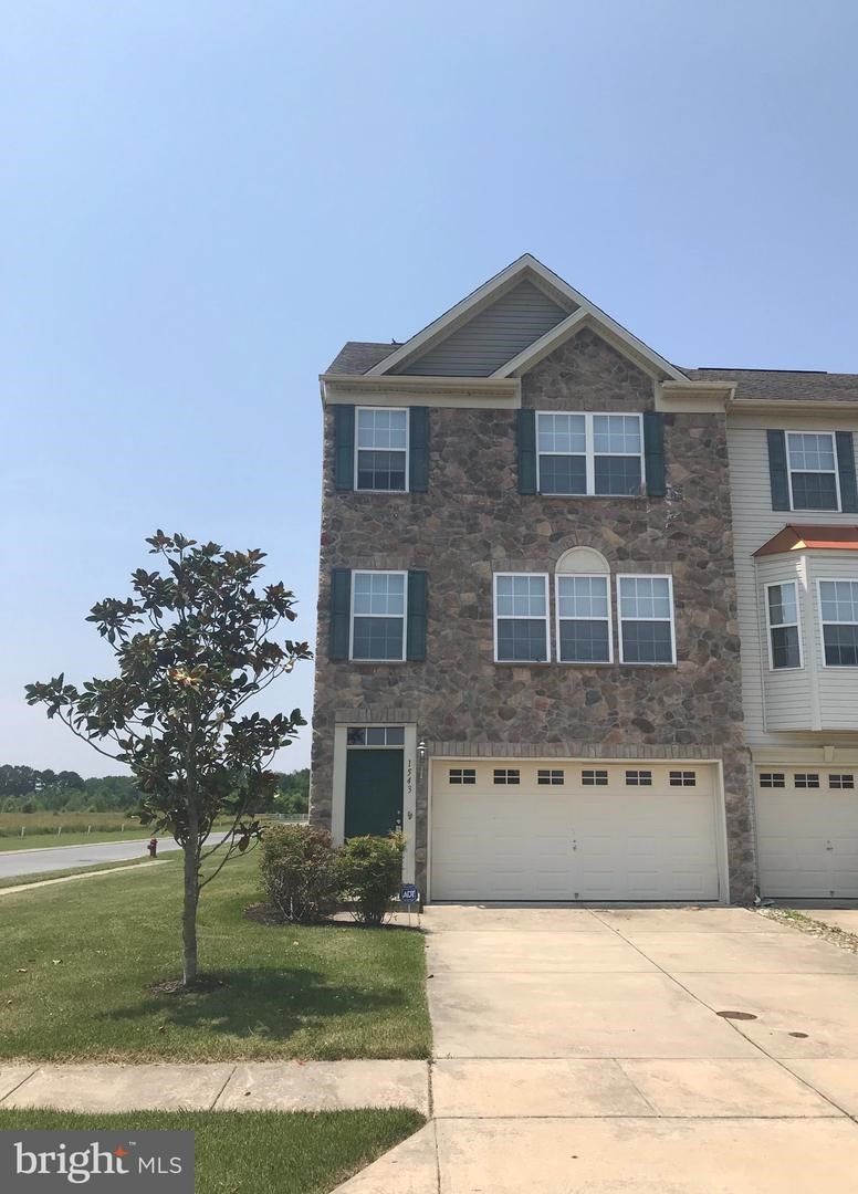 townhouses for Sale at 1543 Global Cir Cambridge, Maryland 21613 United States