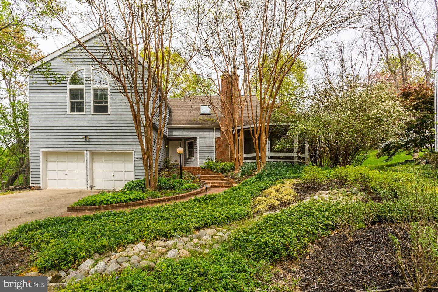 Single Family for Sale at 11316 Tooks Way Columbia, Maryland 21044 United States
