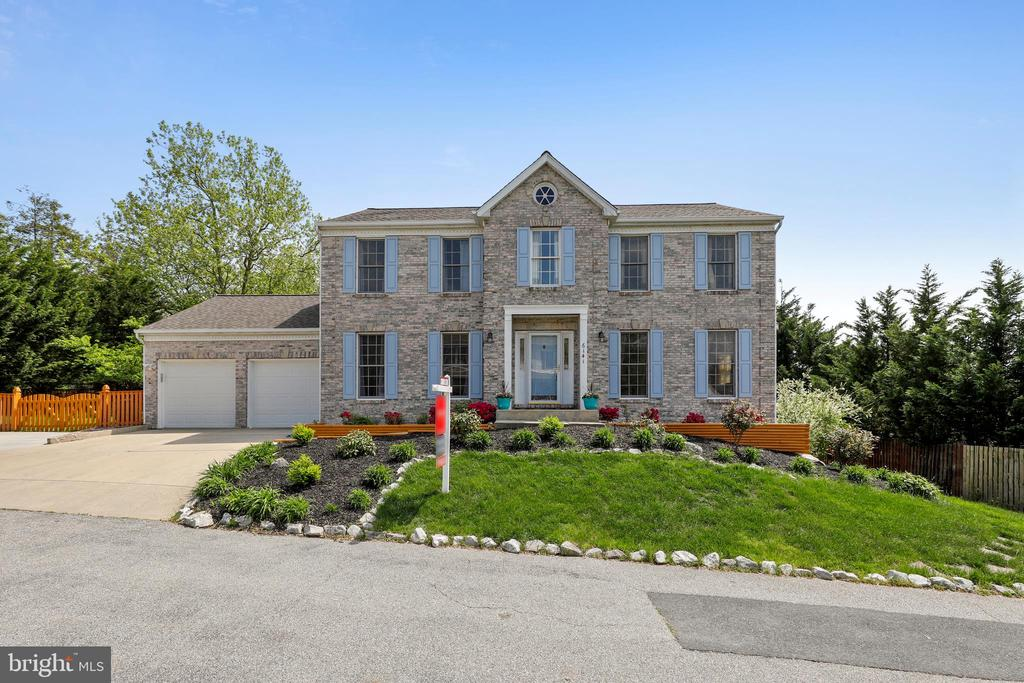 Single Family for Sale at 6141 Golden Bell Way 6141 Golden Bell Way Columbia, Maryland 21045 United States