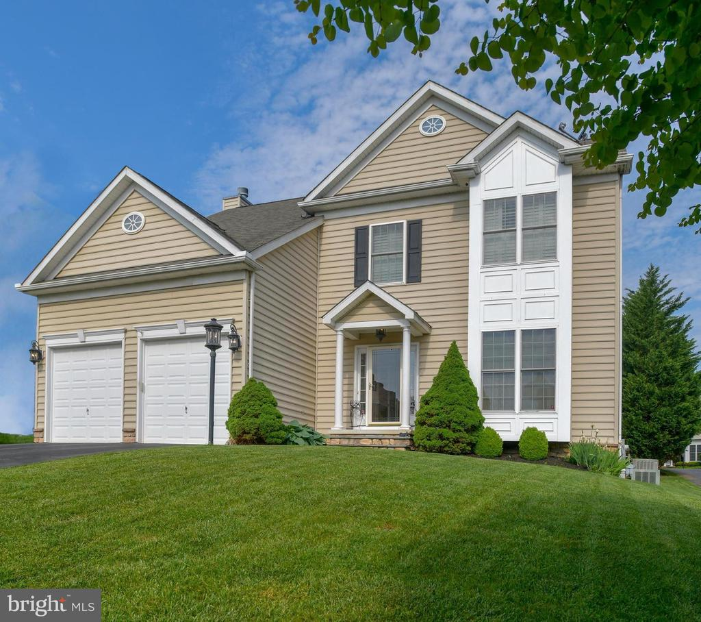 Single Family for Sale at 2105 Chaucer Way Woodstock, Maryland 21163 United States