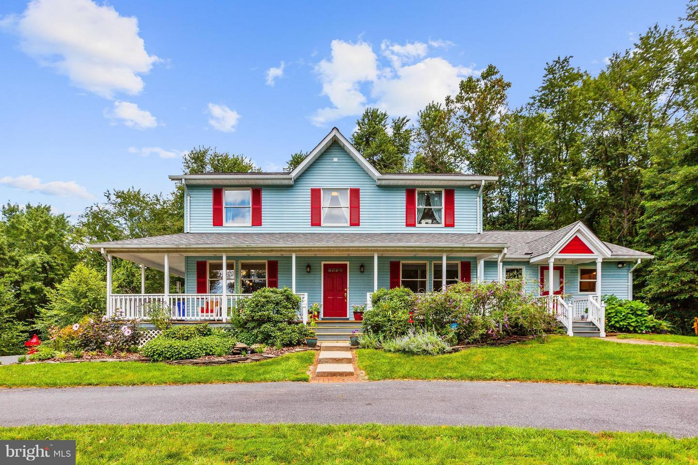 Single Family for Sale at 13220 Frederick Rd West Friendship, Maryland 21794 United States