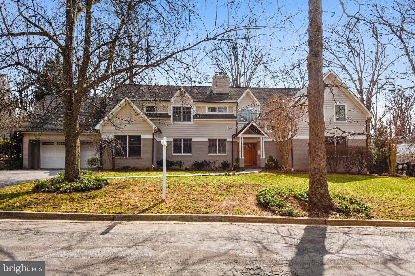 Single Family for Sale at 5510 Lambeth Rd 5510 Lambeth Rd Bethesda, Maryland 20814 United States