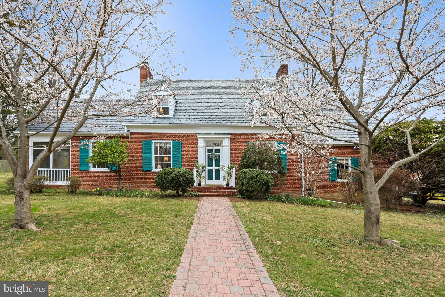 Single Family for Sale at 1401 Woodside Pkwy 1401 Woodside Pkwy Silver Spring, Maryland 20910 United States