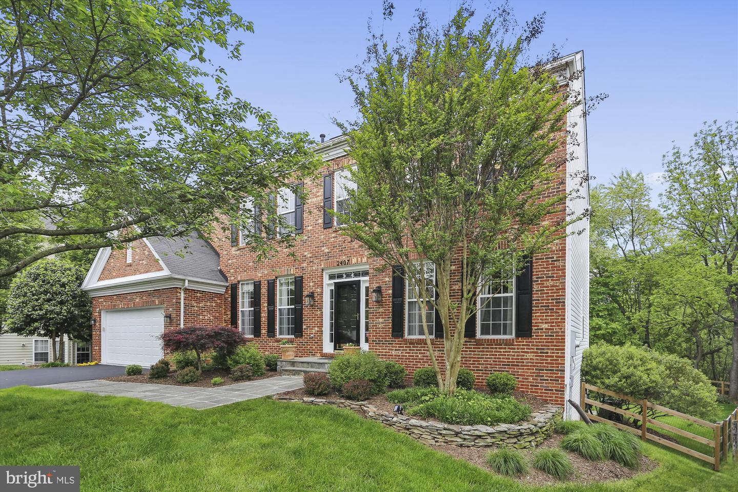 Single Family for Sale at 2407 Saint George Way Brookeville, Maryland 20833 United States
