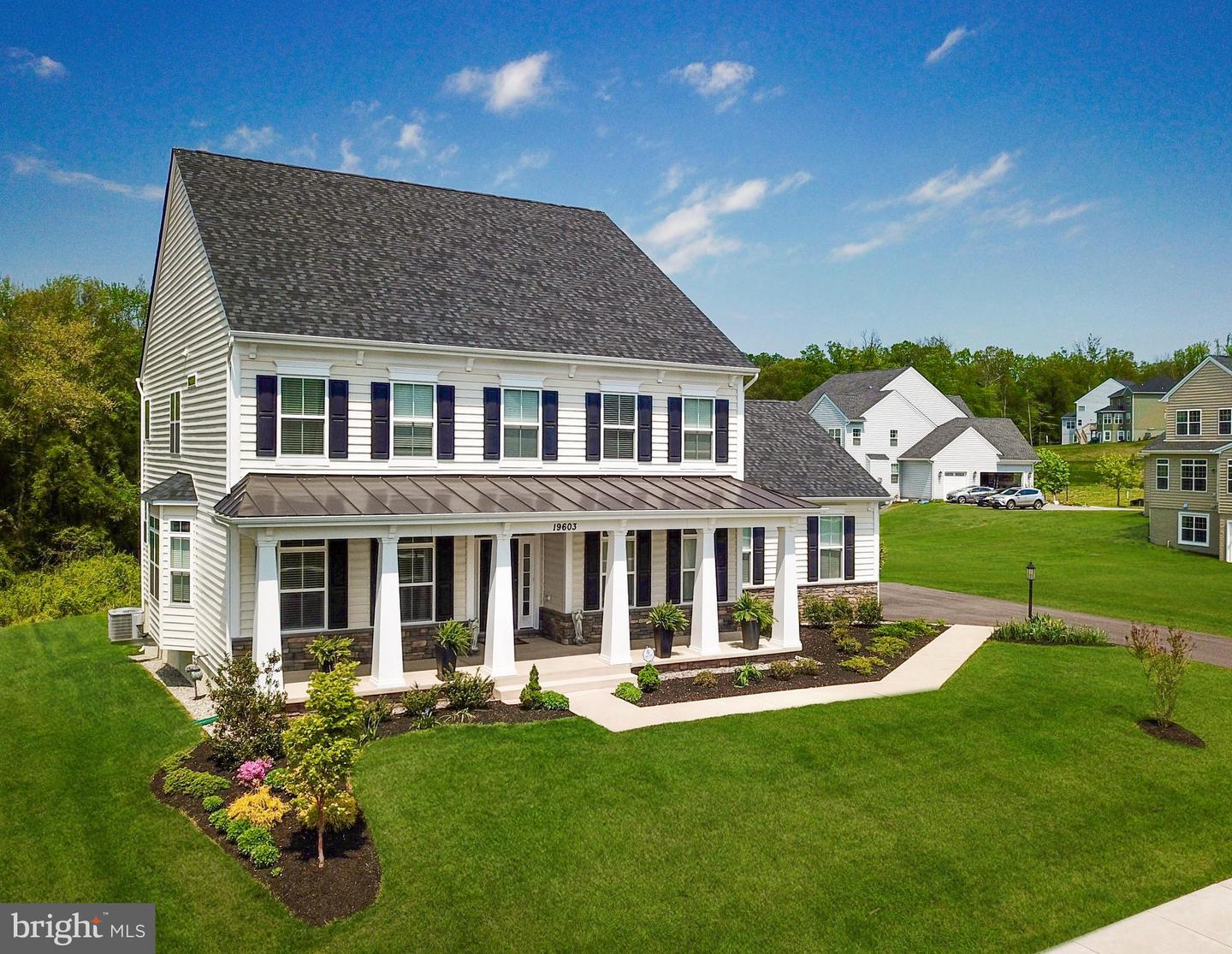 Single Family for Sale at 19603 Lewis Orchard Ln Poolesville, Maryland 20837 United States