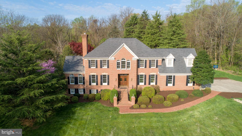 Single Family for Sale at 7853 Trafalgar Pl 7853 Trafalgar Pl Warrenton, Virginia 20186 United States