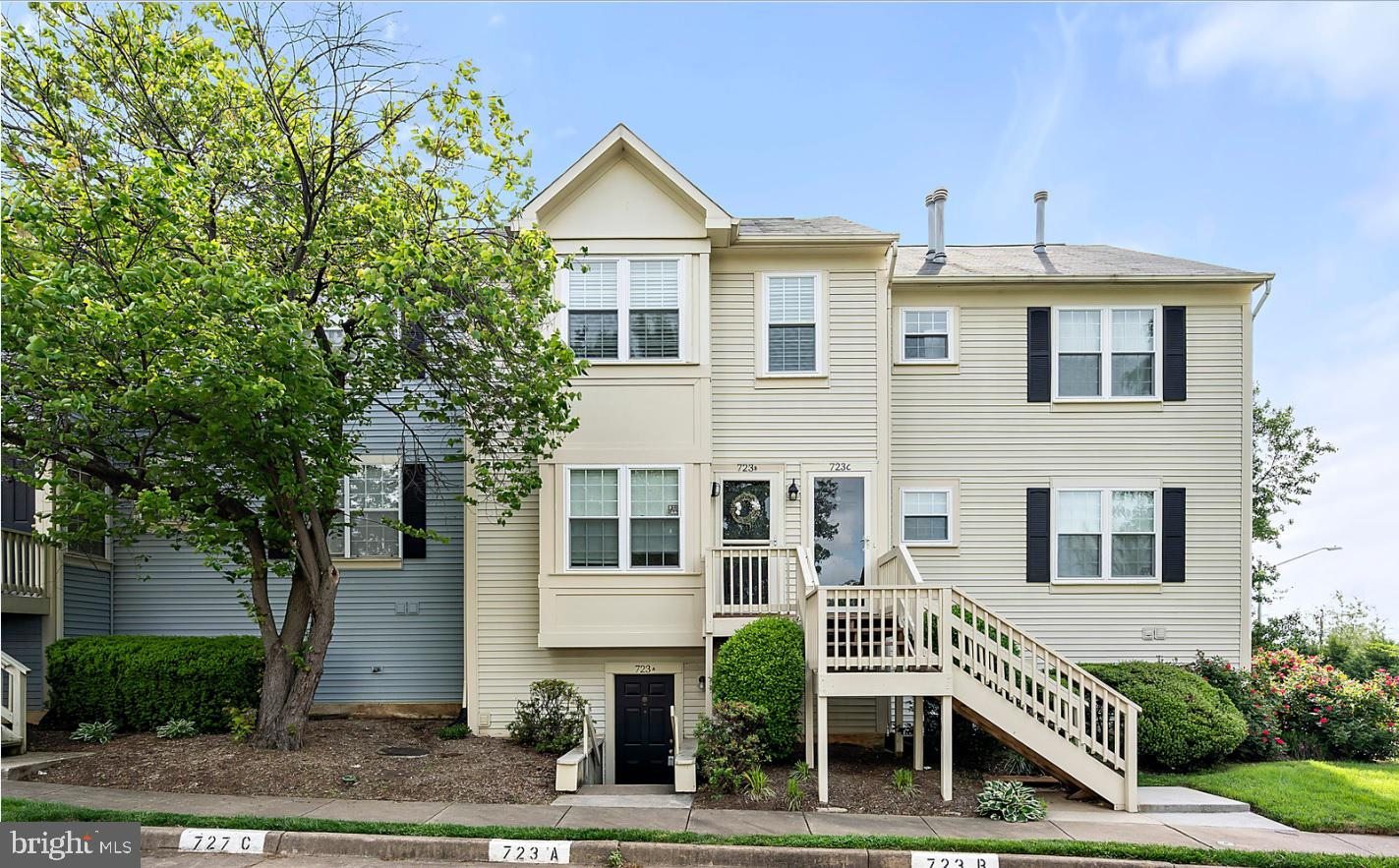 condominiums for Sale at 723 A Cedar Crest Dr #a Warrenton, Virginia 20186 United States