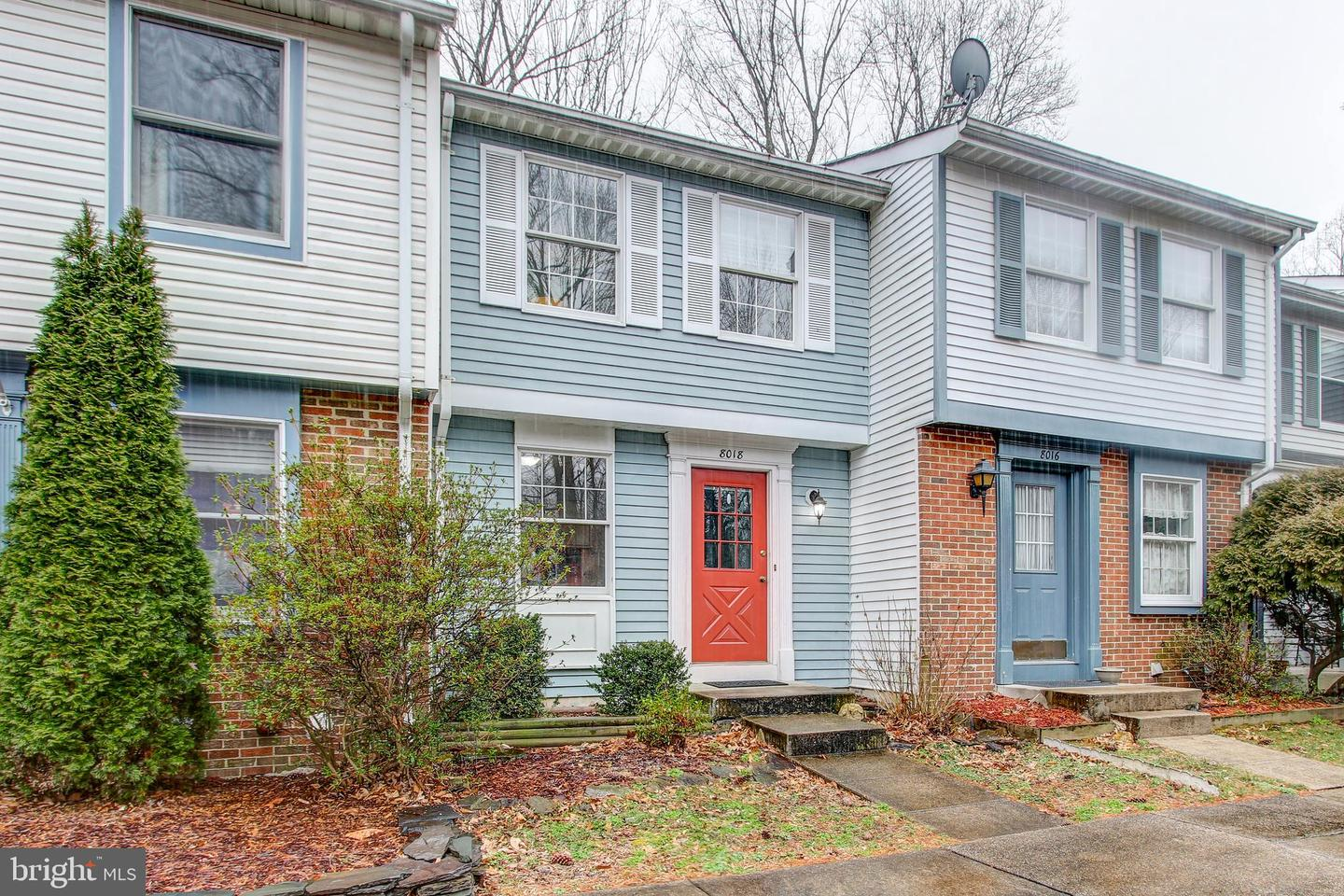 townhouses for Sale at 8018 Grandview Ct 8018 Grandview Ct Springfield, Virginia 22153 United States