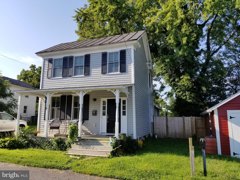 Single Family for Rent at 209 Royal St SE 209 Royal St SE Leesburg, Virginia 20175 United States