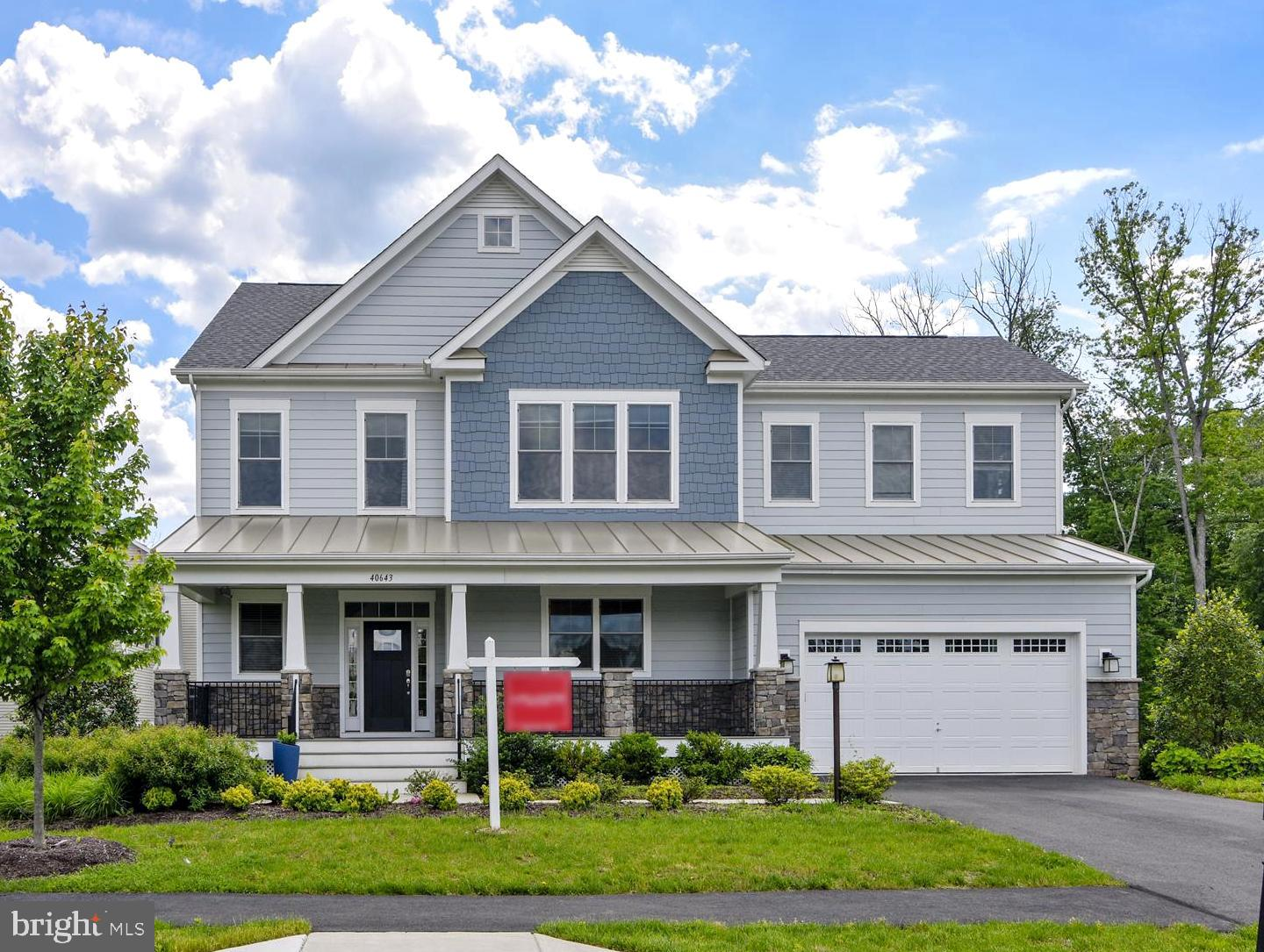Single Family for Sale at 40643 Hazel Pl Aldie, Virginia 20105 United States
