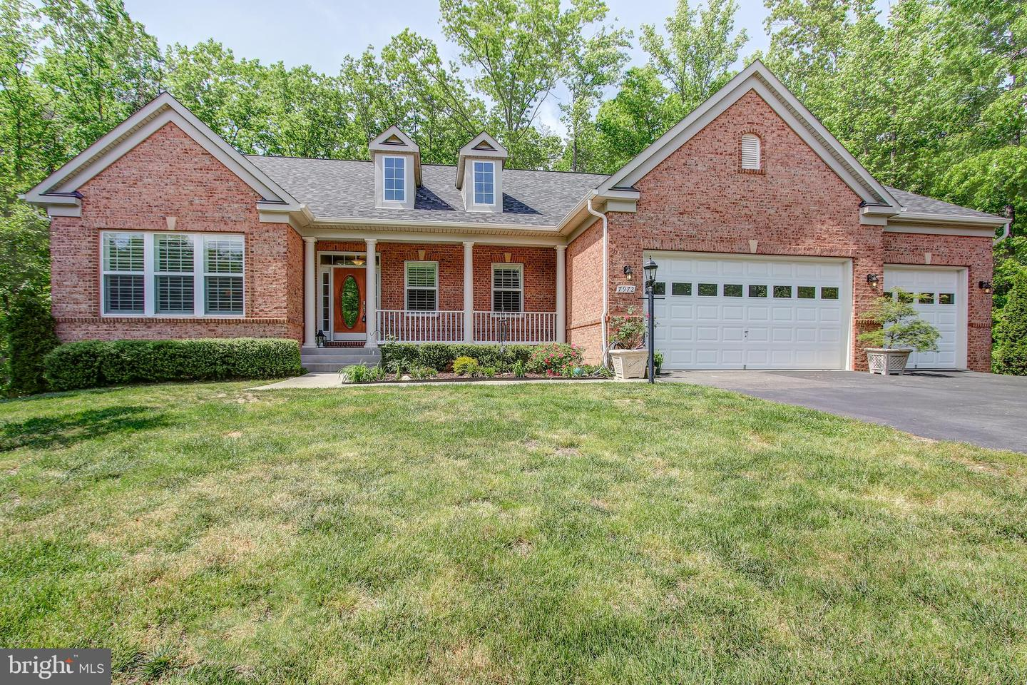 Single Family for Sale at 7972 Canova Forest Ct 7972 Canova Forest Ct Manassas, Virginia 20112 United States