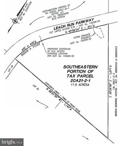0  Leach Run,  Front Royal, VA