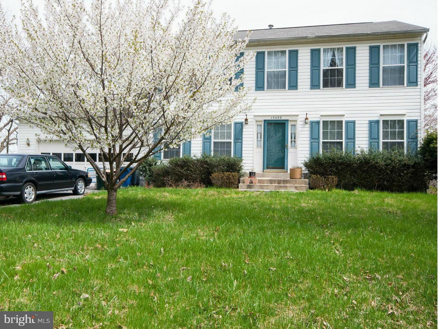 15609  Peach Orchard,  Silver Spring, MD