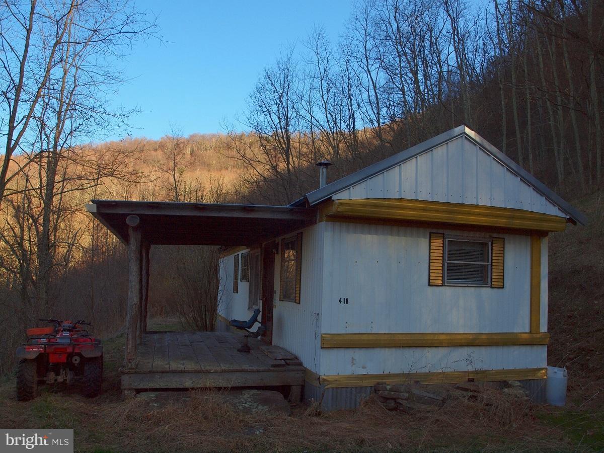 2185 Brushy Run Road, Seneca Rocks, WV, 26884