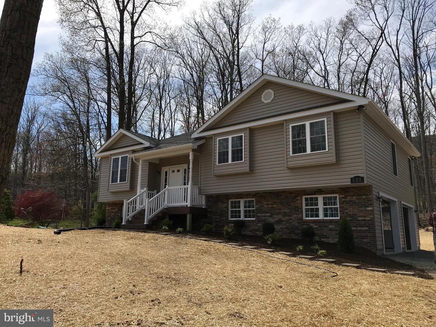 Homes For Sale In The Shawneeland Subdivision Winchester