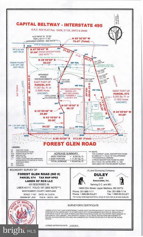 Forest Glen,  Silver Spring, MD