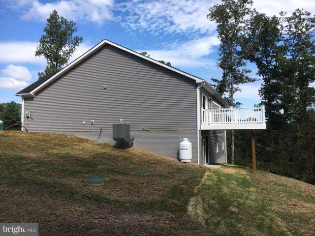 Lot to be de Bacon Court East, Hedgesville, WV, 25427