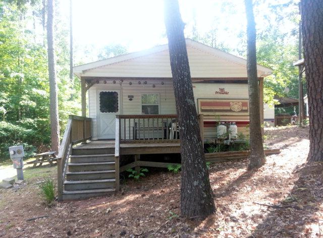 149&150  Lumber Trail,  Bracey, VA