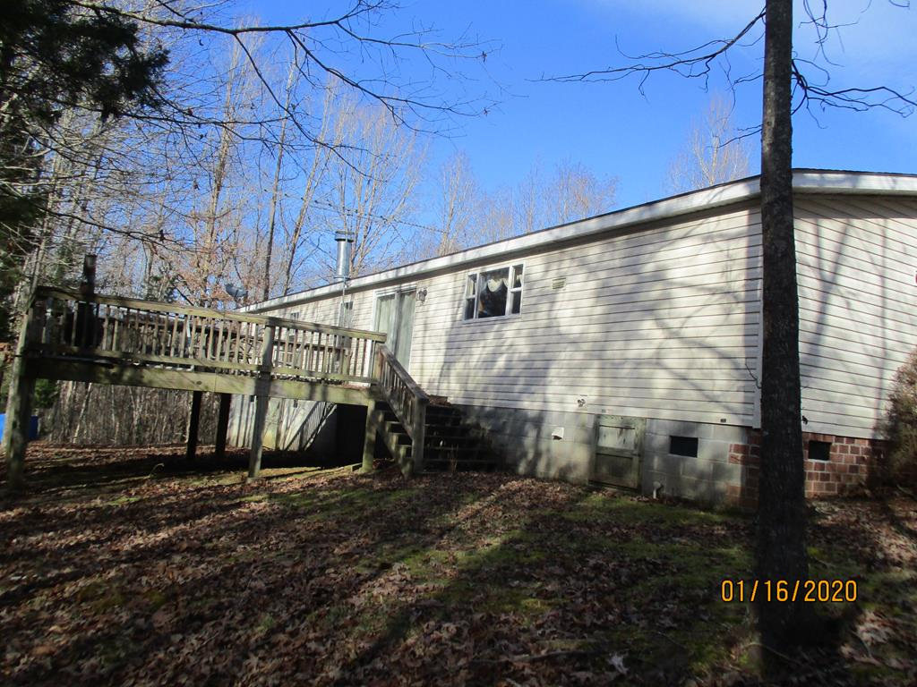 2707 Old Bridge Rd, Dolphin, VA, 23843
