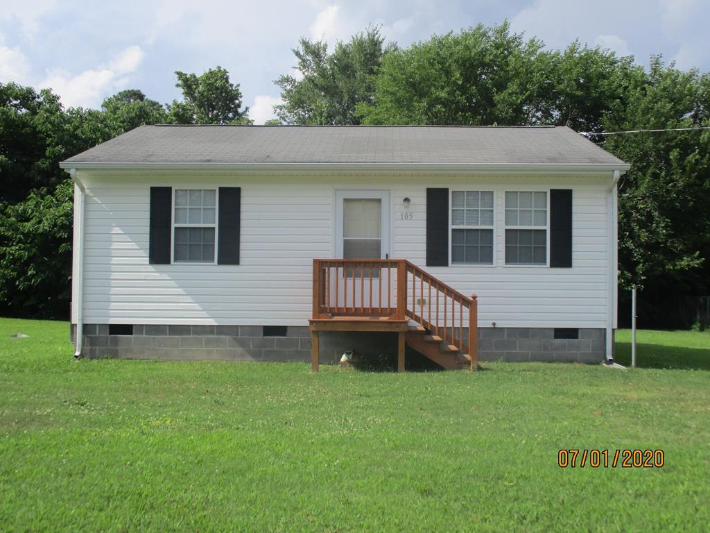 105  Louis St,  Emporia, VA