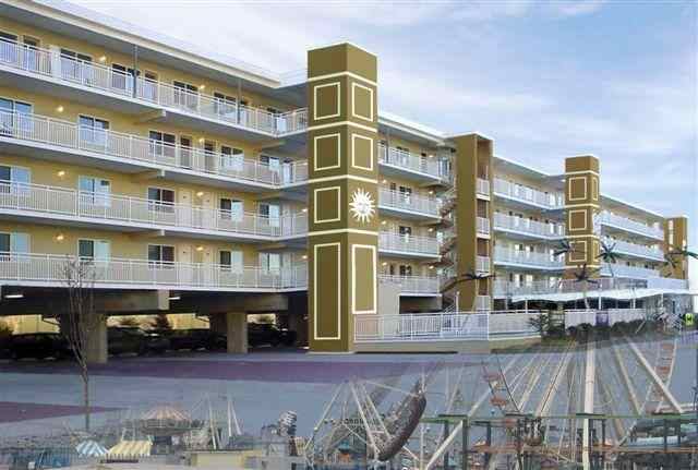 1800  Ocean Avenue, Unit 423,  North Wildwood, NJ