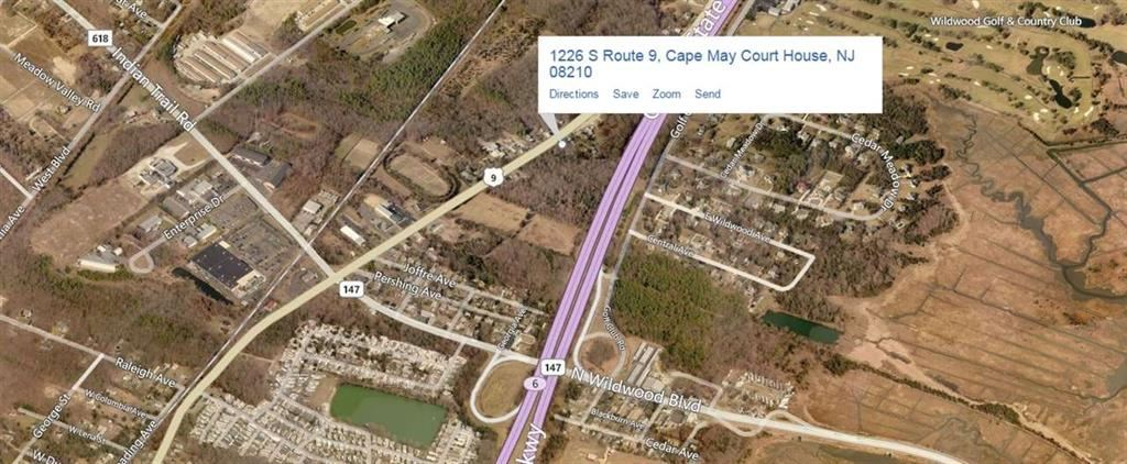 1226  Route 9 South,  Cape May Court House, NJ