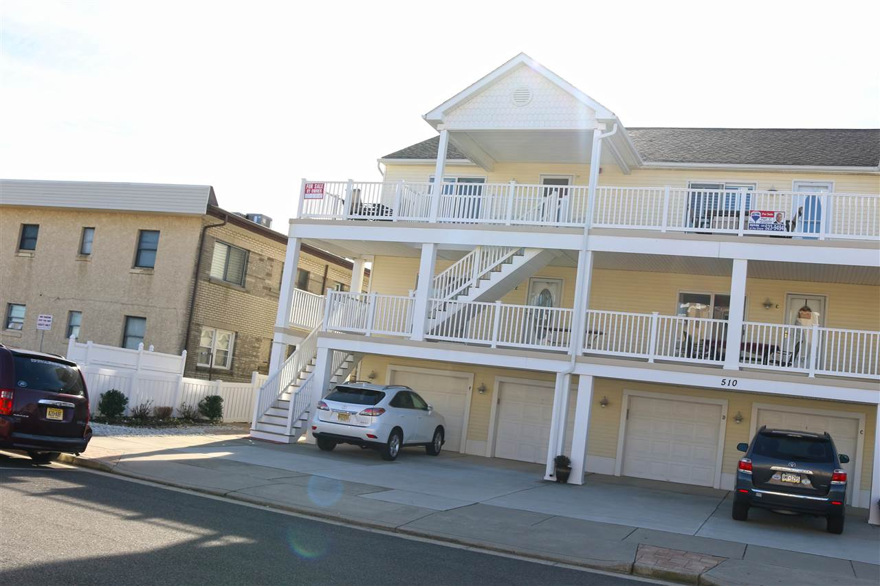 510  11th Avenue Unit F,  North Wildwood, NJ
