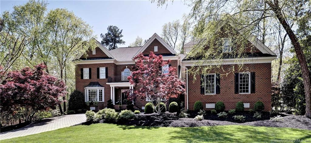 1921  Miln House,  Williamsburg, VA