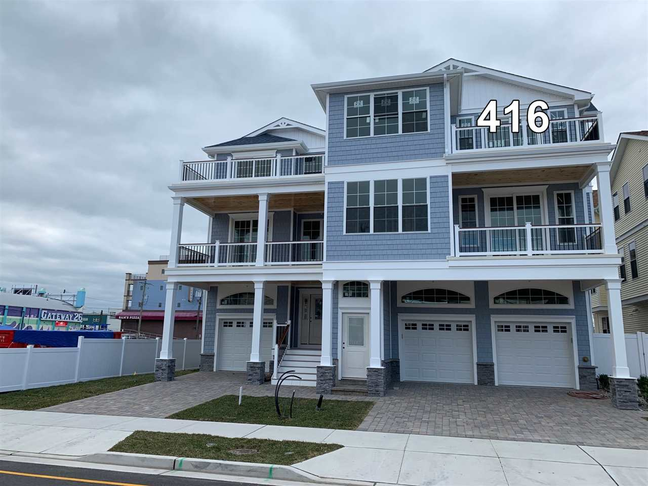 416  25th Avenue,  North Wildwood, NJ