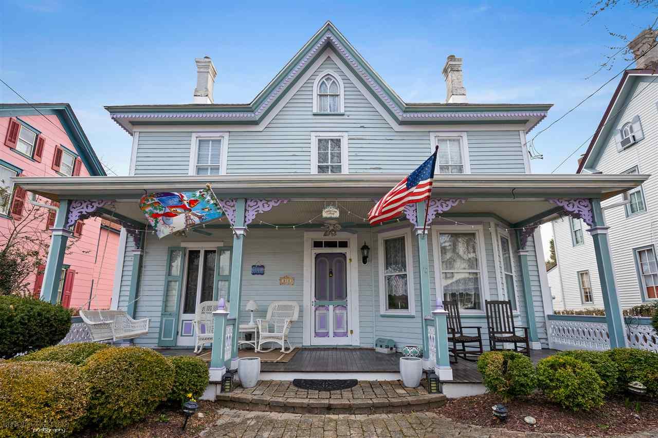 818  Washington,  Cape May, NJ