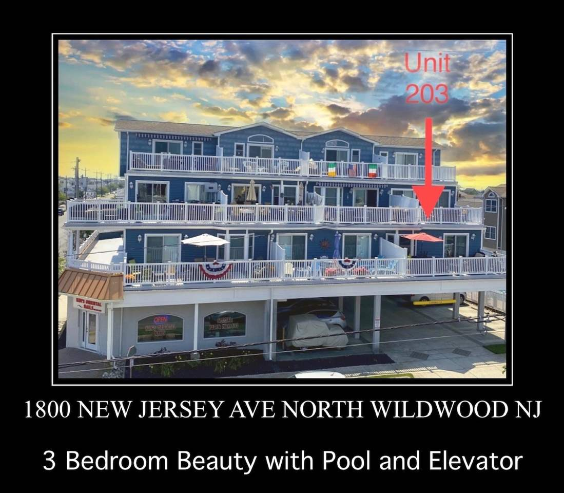 1800  New Jersey,  North Wildwood, NJ