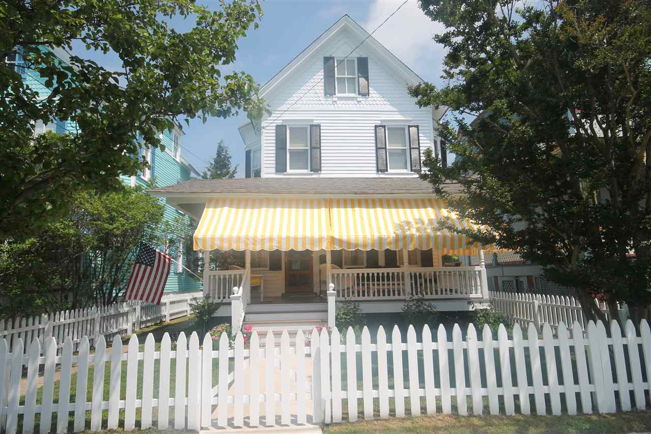 917  Stockton,  Cape May, NJ