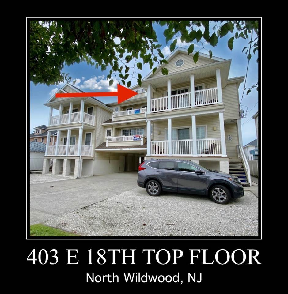 403  18th,  North Wildwood, NJ