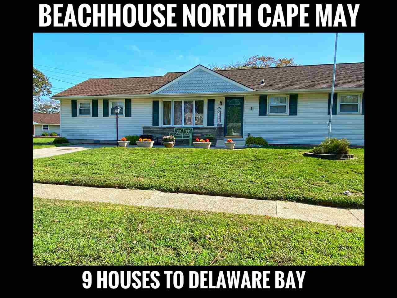 1405  Washington Blvd,  North Cape May, NJ