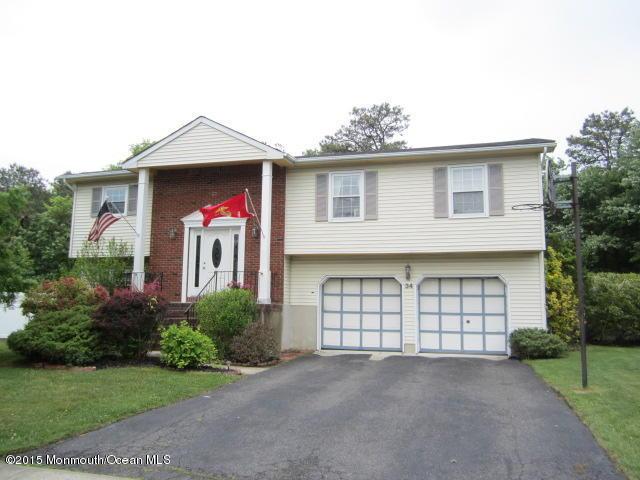 34  Jonathan Drive,  Tinton Falls, NJ