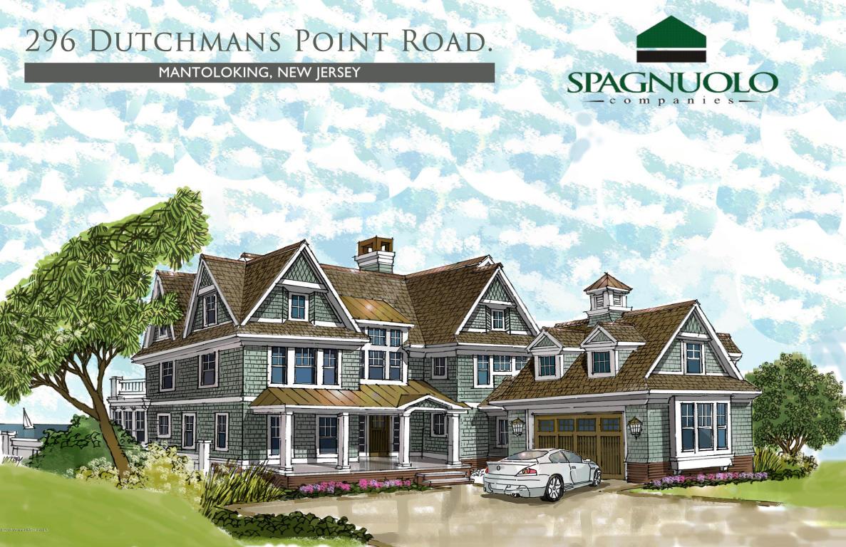 296  Dutchmans Point Road,  Mantoloking, NJ