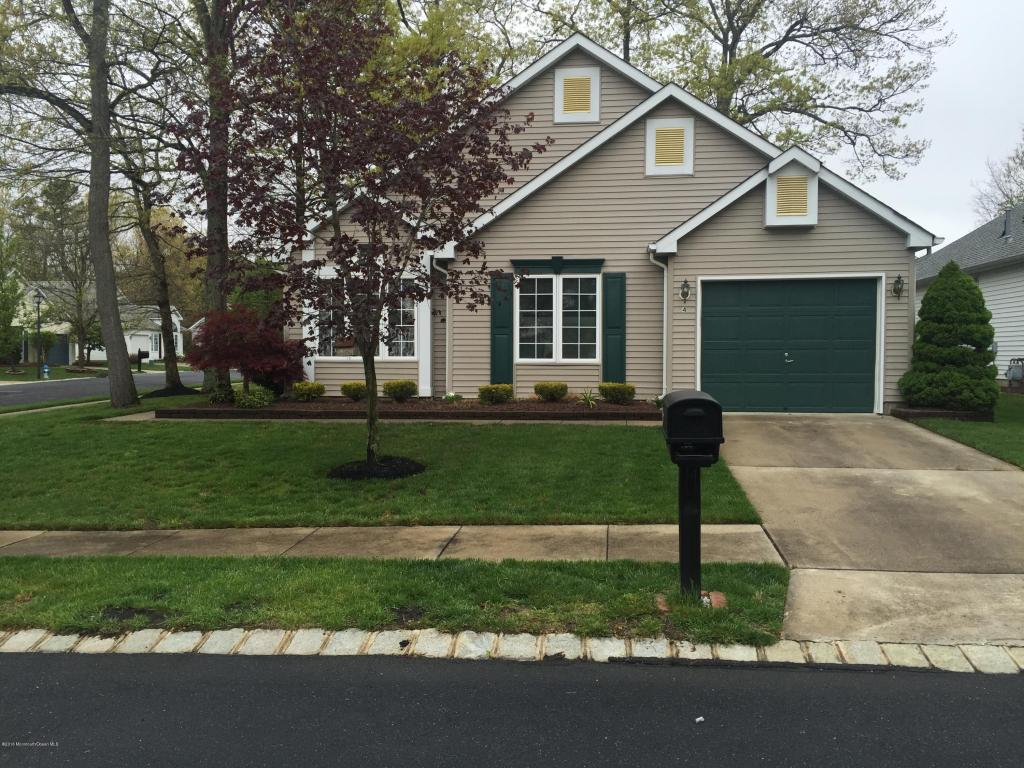 4  Kildare Lane,  Jackson, NJ