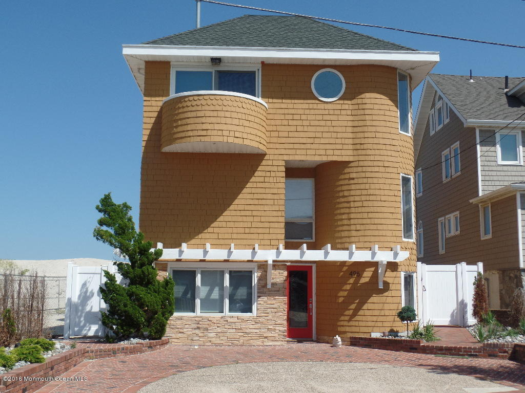 496  Sunset Boulevard,  Mantoloking, NJ