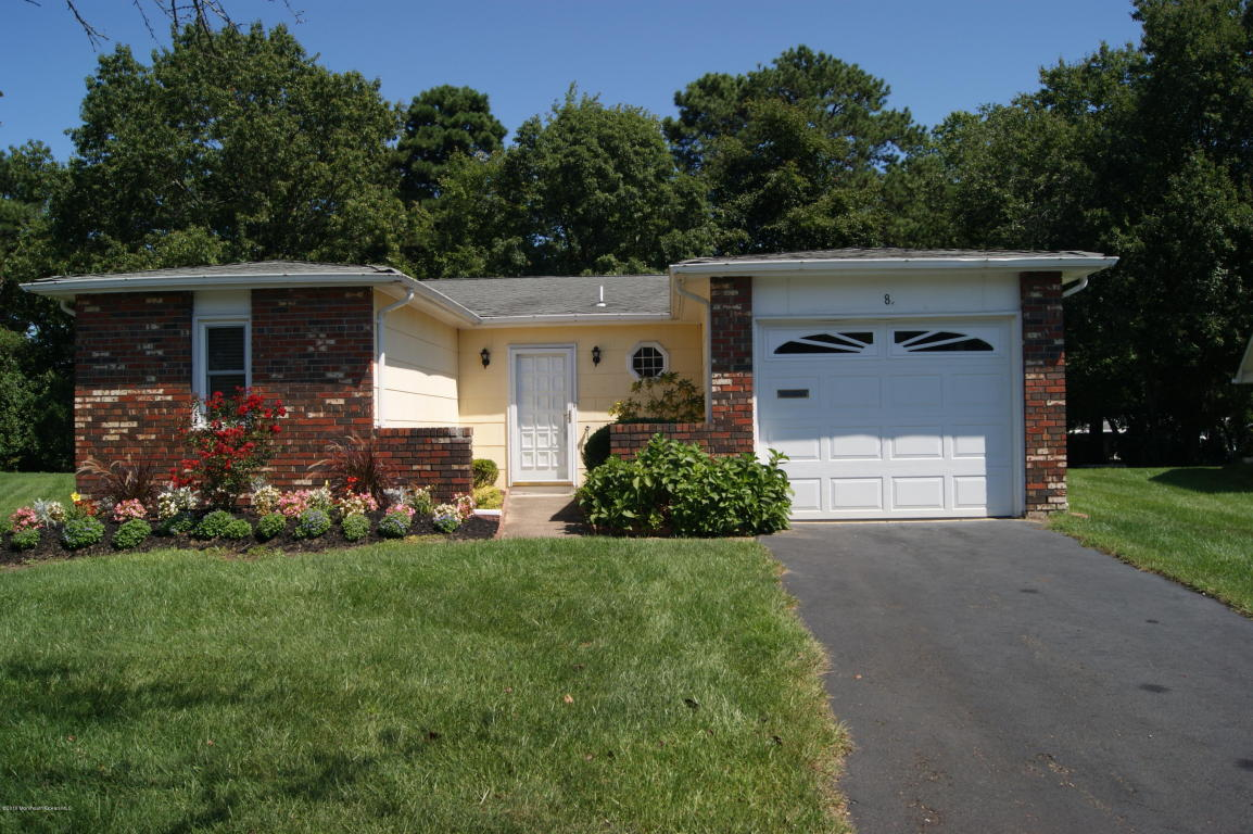 Homes For Sale In The Greenbriar I Subdivision Brick Nj