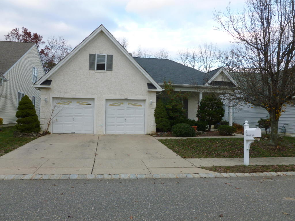 63  Oakmont Lane,  Jackson, NJ