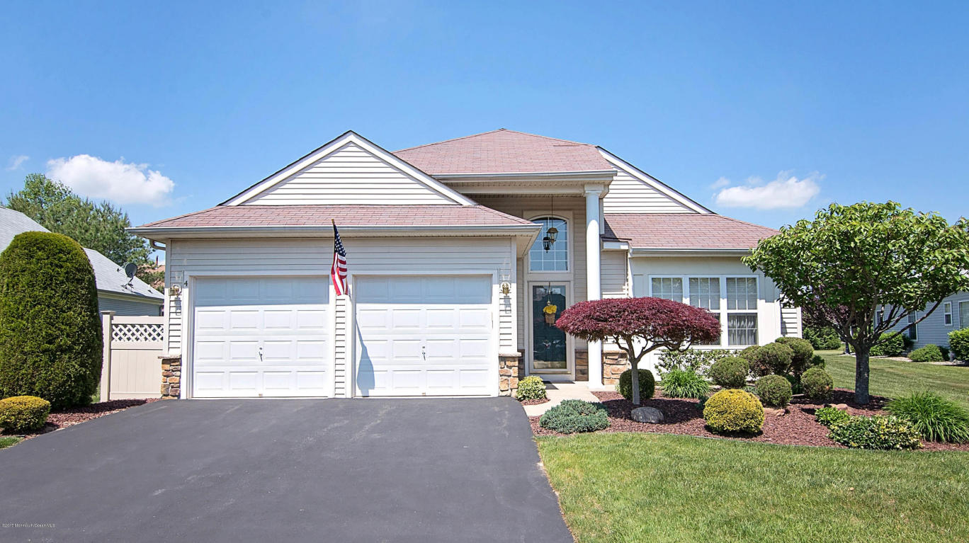 4  Wycliffe Drive,  Manchester, NJ