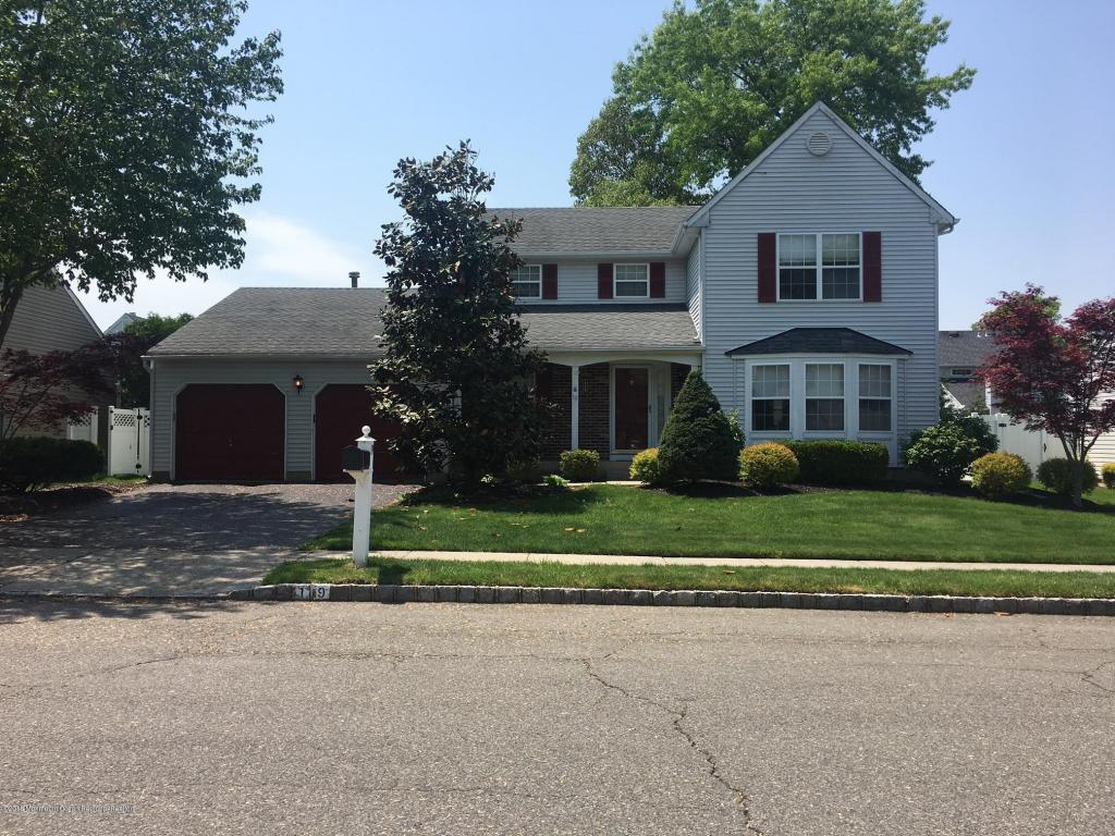 19  Winchester Drive,  Howell, NJ