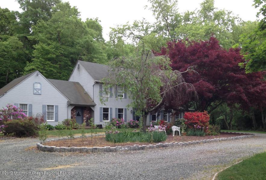 25  Moorehouse Road,  New Egypt, NJ